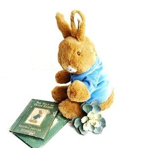 Peter Rabbit Plush 2007 Beatrix Potter